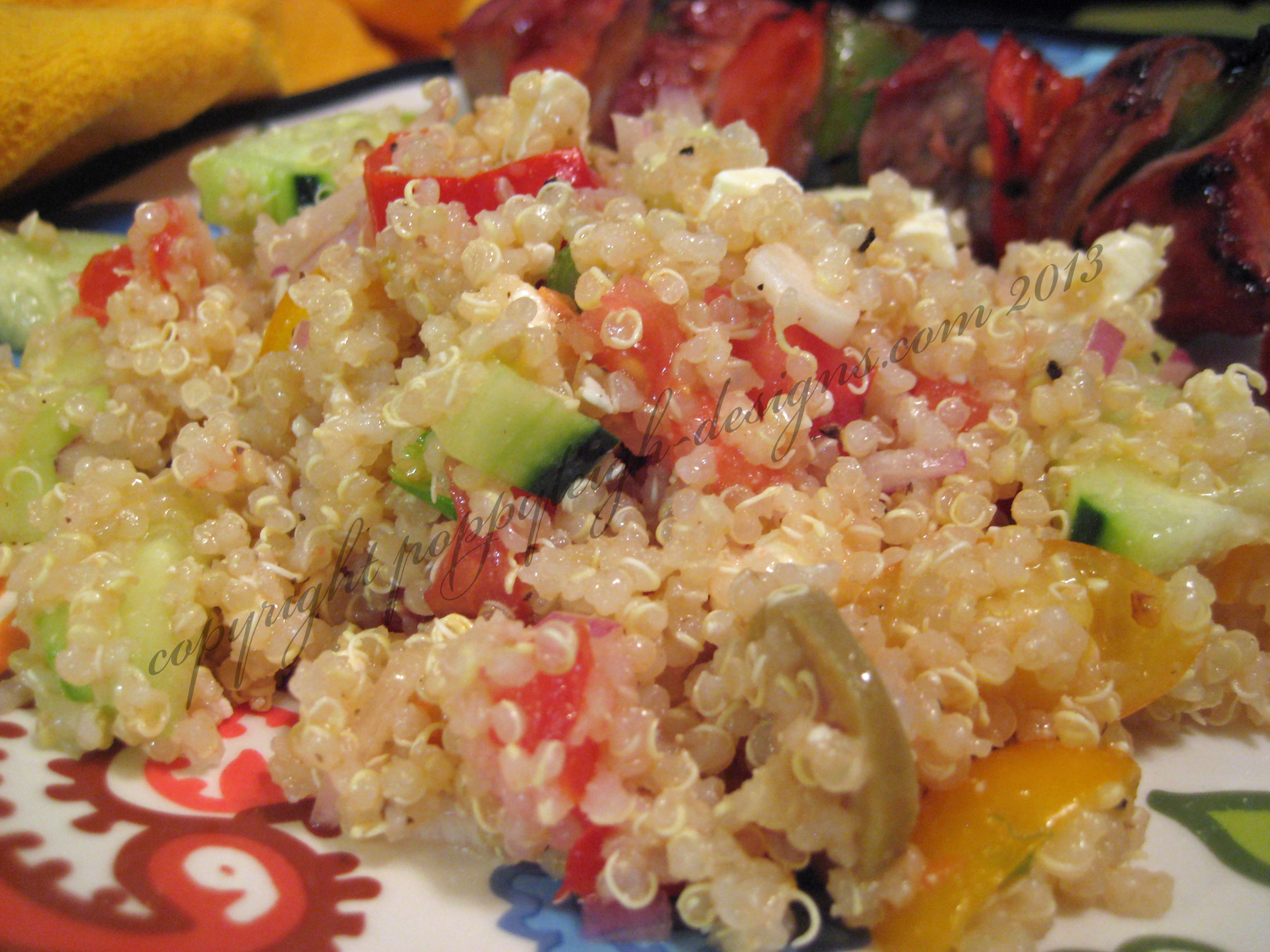 quinoa salad WM