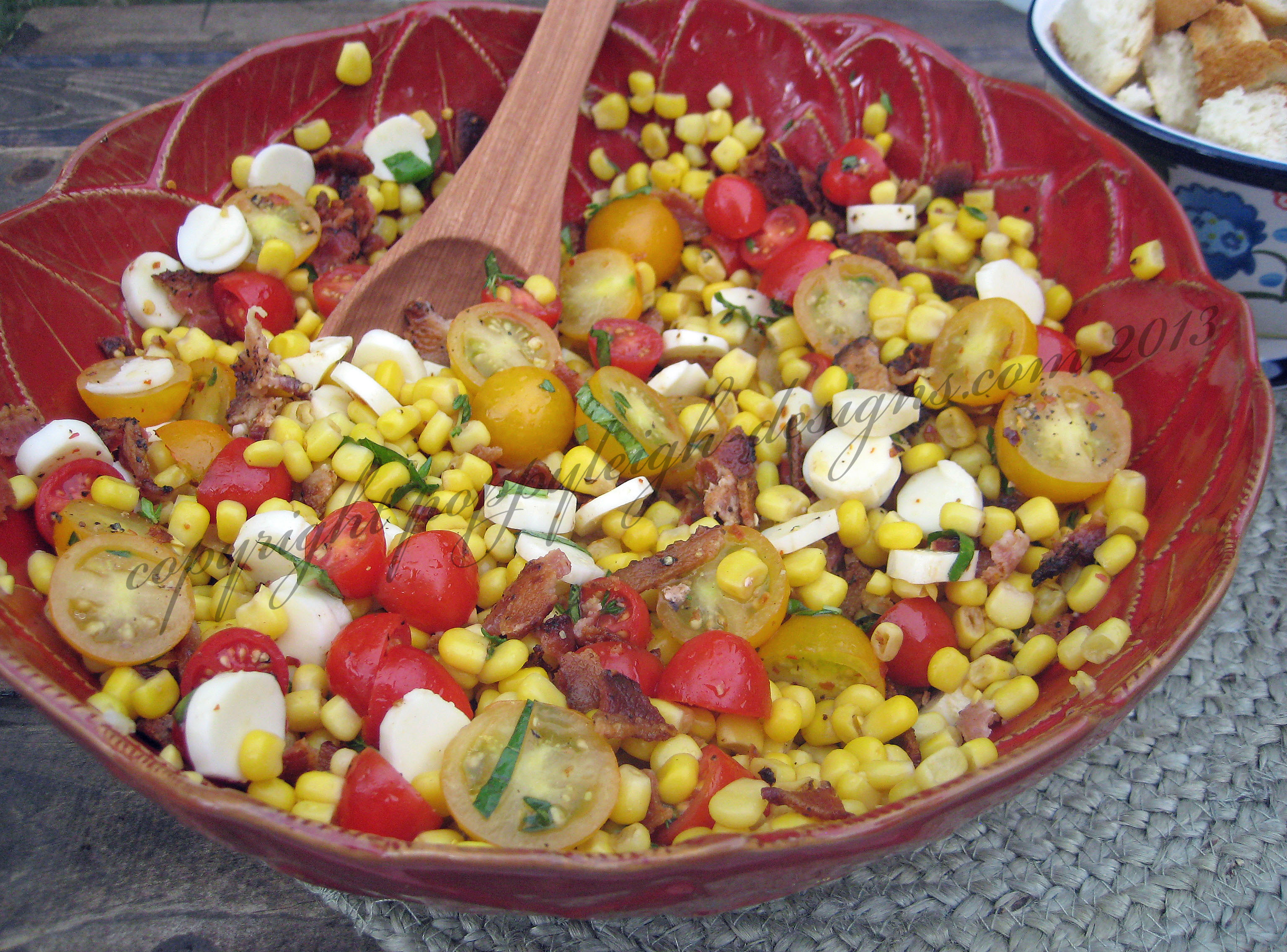 corn, bacon & tomato salad WM