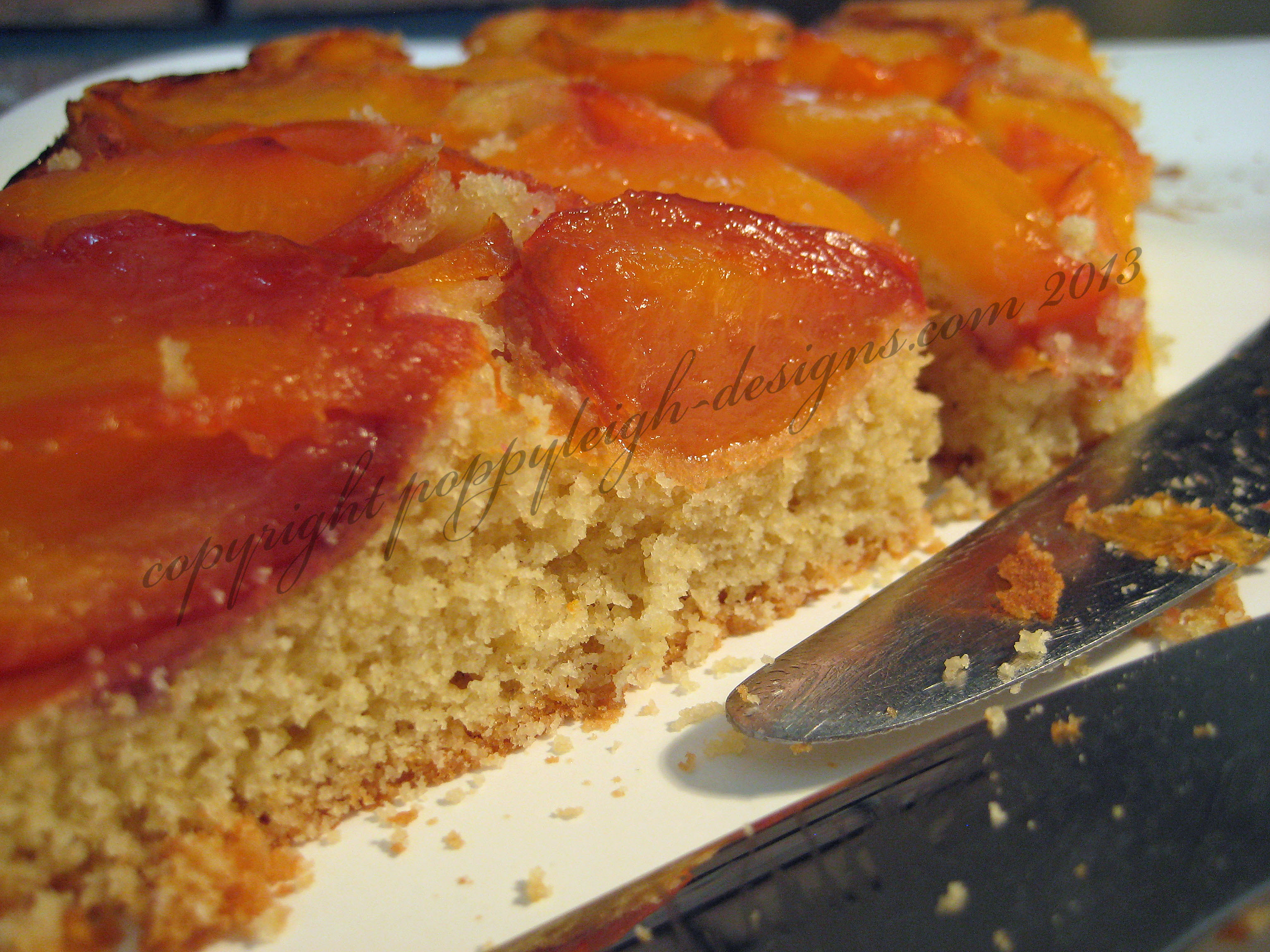 peach breakfast cake (1) WM
