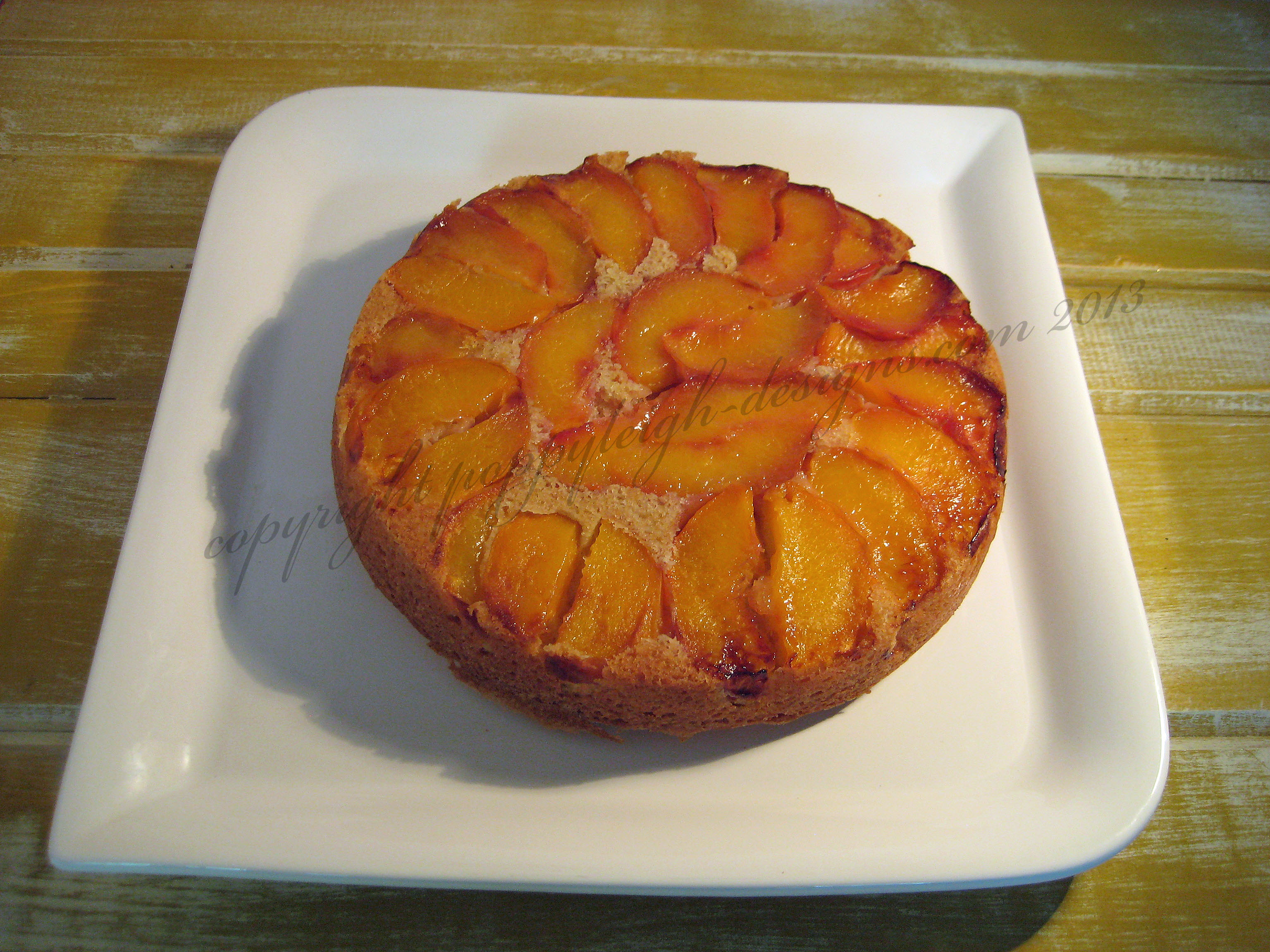 peach breakfast cake (3) WM