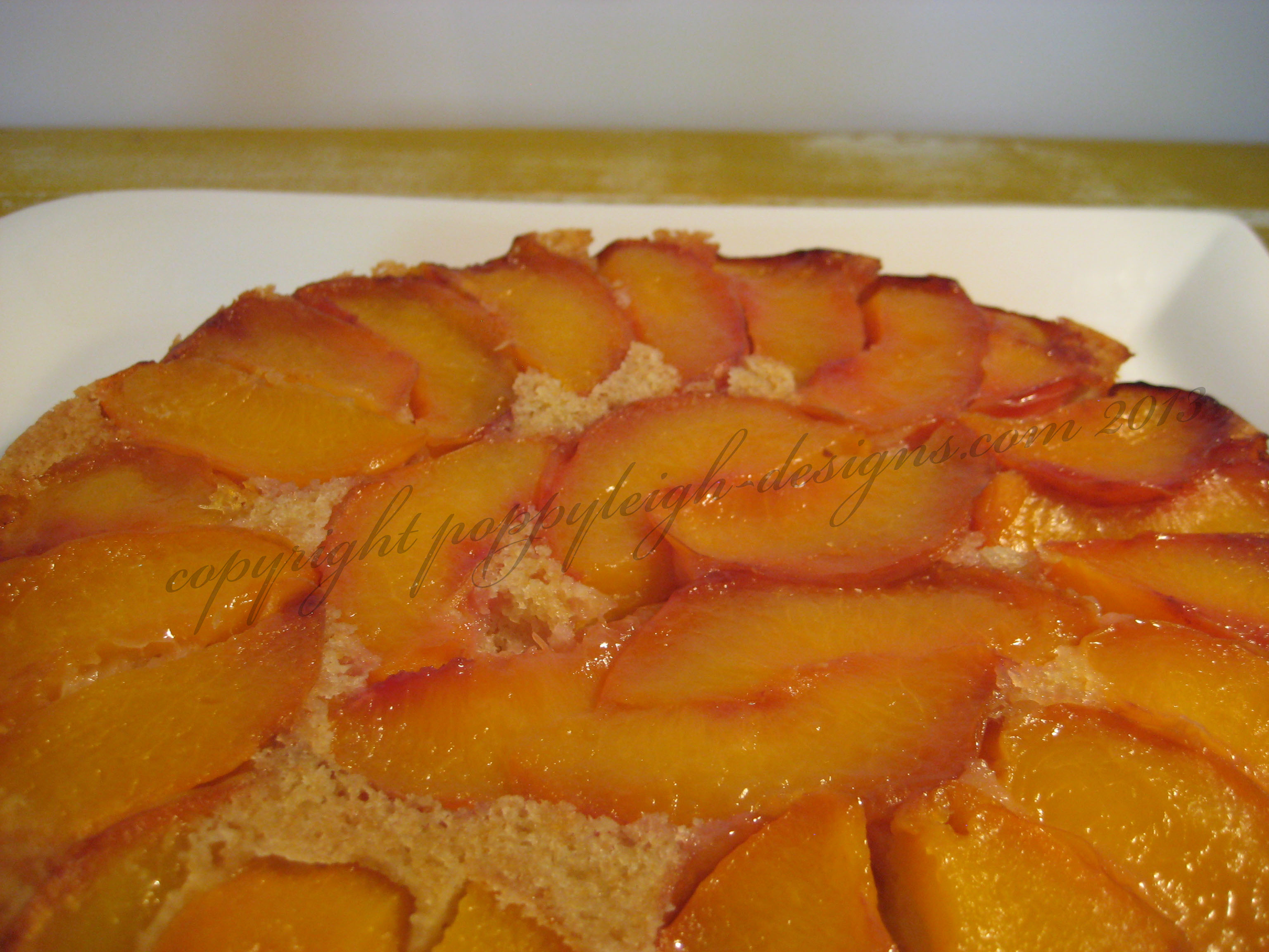 peach breakfast cake (4) WM