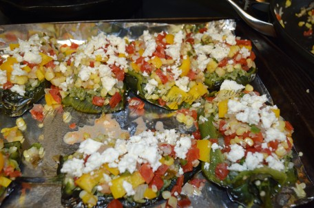 roasted poblano peppers (10) WM