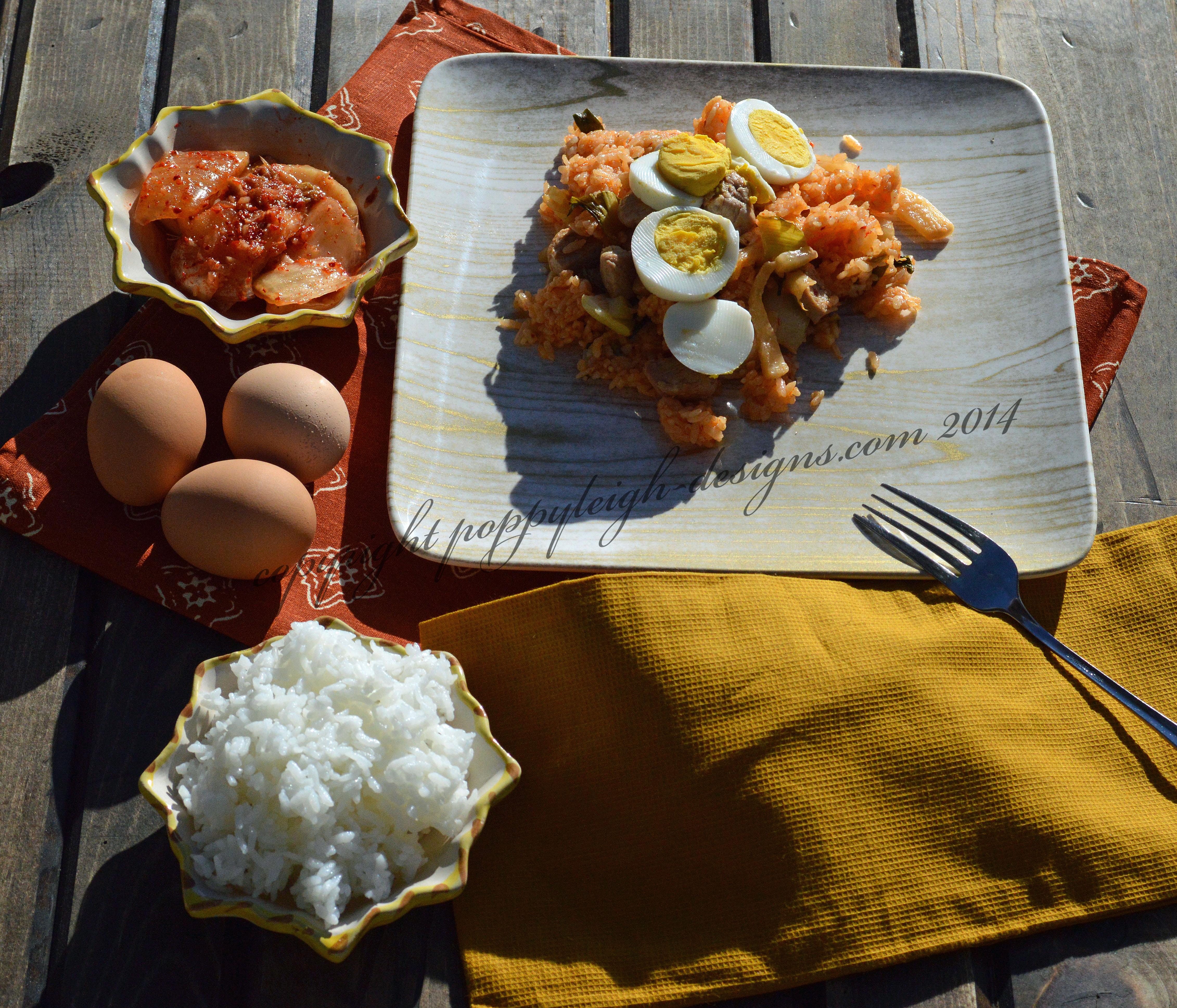 Kimchi fried rice (12) WM