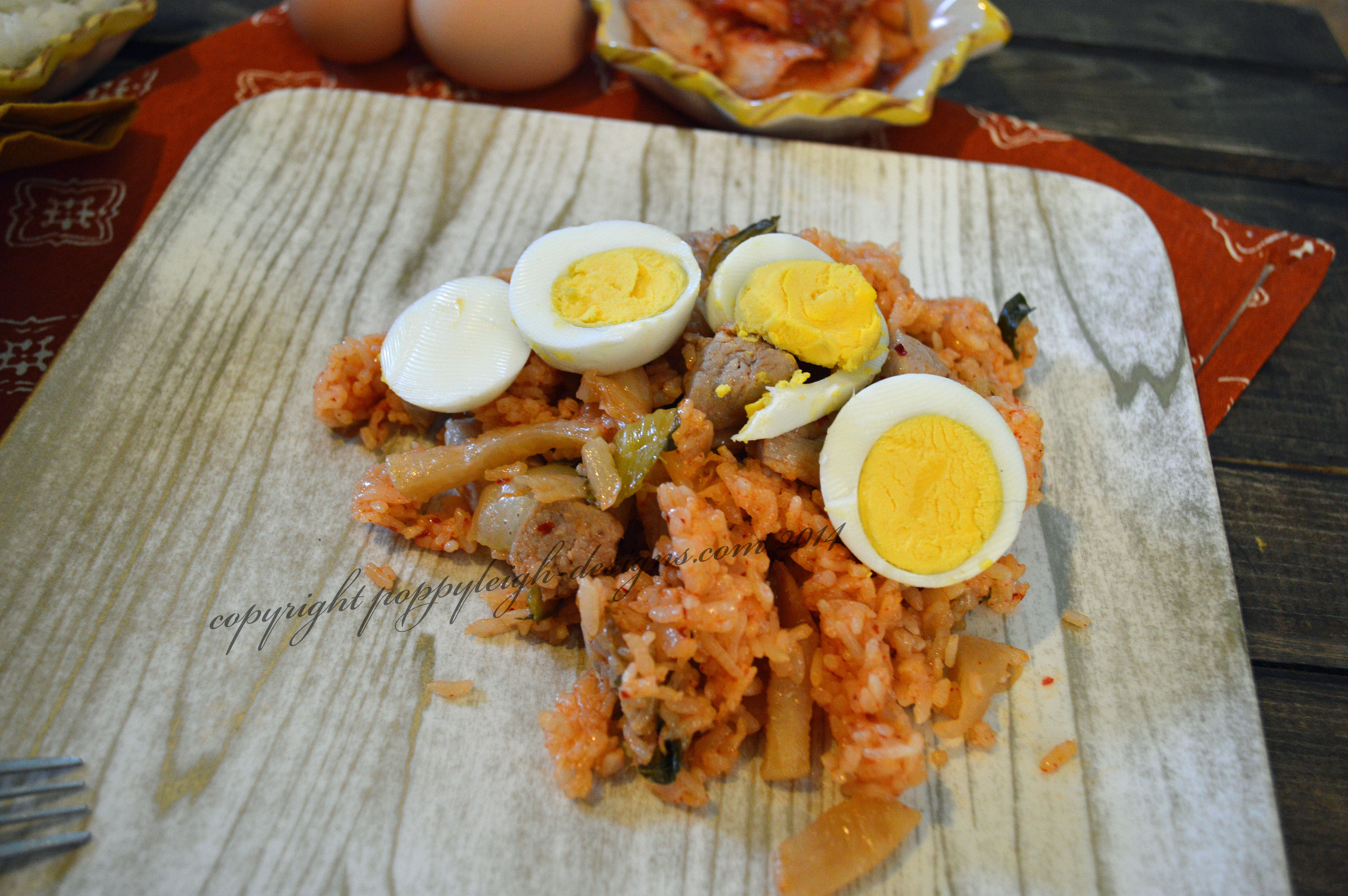 Kimchi fried rice (36)