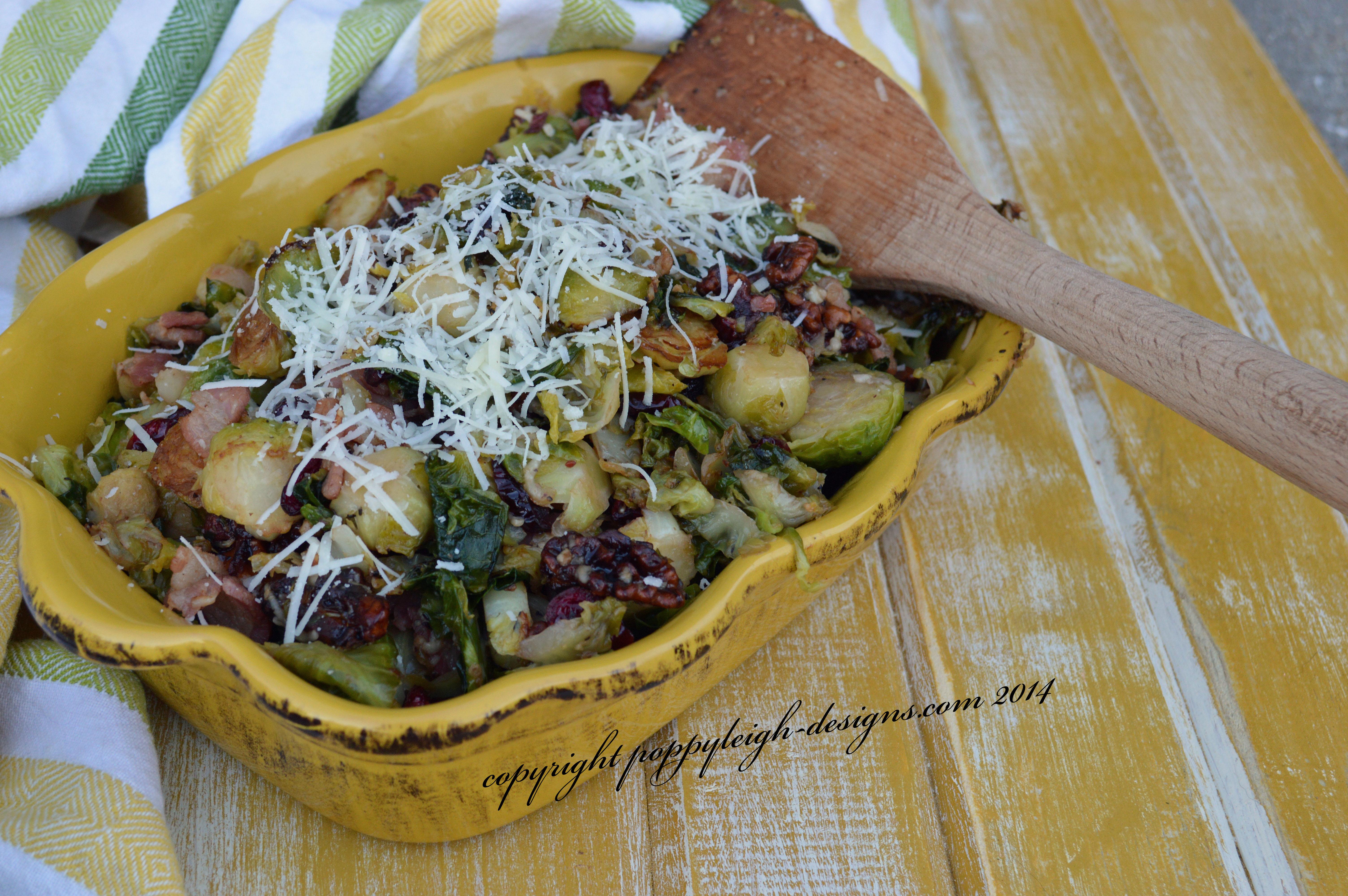 pancetta, cranberry, walnut brus spr (4)