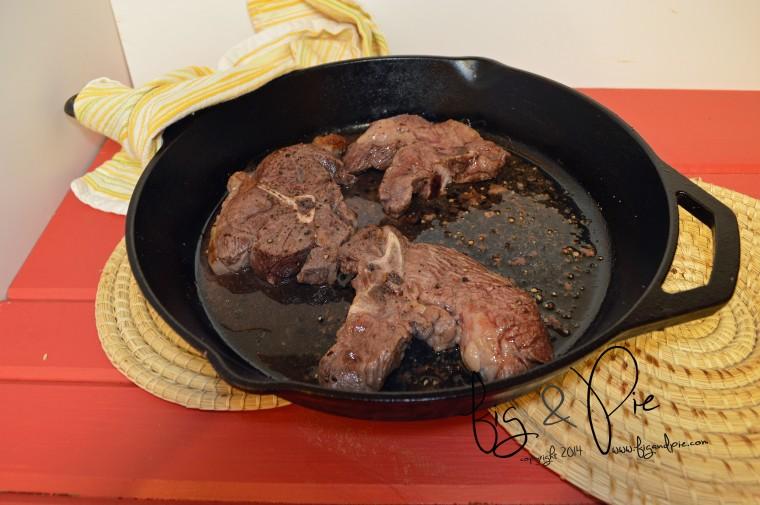 Balsamic Reduction Lamb Chops (16) WM